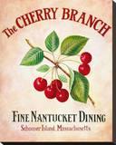 The Cherry Branch Tableau sur toile par Isiah And Benjamin Lane