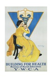 Building for Health  YWCA Poster