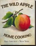 The Wild Apple Tableau sur toile par Isiah And Benjamin Lane