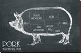 Butcher's Guide IV Tableau sur toile