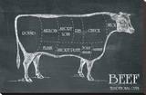 Butcher's Guide III Tableau sur toile
