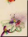 Floral Mist II Tableau sur toile par Leila