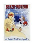 Benzo-Moteur Poster