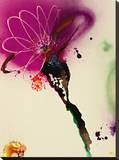 Floral Mist I Tableau sur toile par Leila