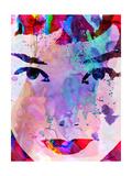Audrey Watercolor