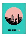 San Diego Circle Poster 1