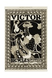 Victor Bicycles Advertisement