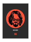 Dude Abides Poster 1