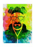 Walter White Watercolor 1