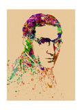 Benny Goodman Watercolor