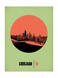 Chicago Circle Poster 2