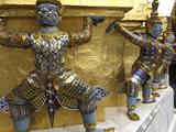 Statues of Monkey-Demons