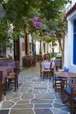 Driopida  Ancient Village  Kythnos  Cyclades  Greek Islands  Greece  Europe