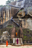 Sigiriya  UNESCO World Heritage Site  North Central Province  Sri Lanka  Asia