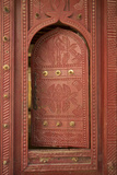 Old Traditional Door  Wadi Bani Khalid  Oman  Middle East