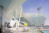 Viceroy Hotel  Yas Island  Abu Dhabi  United Arab Emirates  Middle East