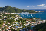Elevated View over Charlotte Amalie