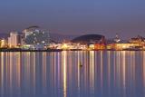 Cardiff Bay  Wales  United Kingdom  Europe
