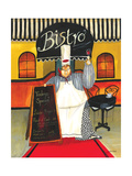 Chef at Bistro