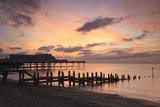 Aberystwyth Pier  Ceredigion  West Wales  United Kingdom  Europe