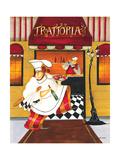 Chef at Trattoria