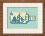 Ship Inside a Bottle