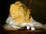 Mound of Butter Giclée par Antoine Vollon