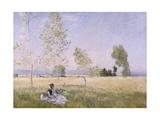L'Ete (Summer) Giclée par Claude Monet