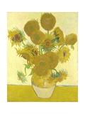 Vase with Fifteen Sunflowers Giclée par Vincent Van Gogh