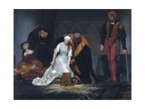 The Execution of Lady Jane Grey in the Tower of London in the Year 1554