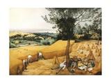 Les moissonneurs Giclée par Pieter Bruegel The Elder