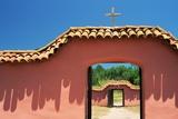 Gates at Mission La Purisima