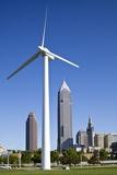 Windmill  Cleveland  Ohio