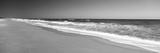 Route A1A, Atlantic Ocean, Flagler Beach, Florida, USA Papier Photo