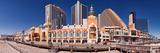 Trump's Taj Mahal Casino Along the Boardwalk  Atlantic City  New Jersey  USA