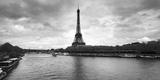 Eiffel Tower from Pont De Bir-Hakeim  Paris  Ile-De-France  France