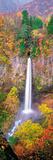 Shiramizu Waterfall Gifu Shirakawa-Mura Japan