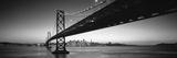 Bay Bridge San Francisco Ca USA