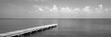 Dock  Mobile Bay Alabama  USA