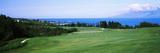 Golf Course at the Oceanside  Kapalua Golf Course  Maui  Hawaii  USA