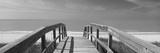 Boardwalk on the Beach  Gasparilla Island  Florida  USA