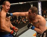 UFC 155: Dec 29  2012 - Junior dos Santos vs Cain Velasquez