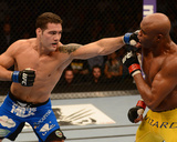 UFC 162: Jul 6  2013 - Anderson Silva vs Chris Weidman