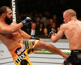 UFC 167: Nov 16  2013 - Johny Hendricks vs Georges St-Pierre