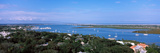 High Angle View from Top of Lighthouse  St Augustine  Florida  USA