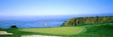Pebble Beach Golf Course  Pebble Beach  Monterey County  California  USA