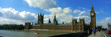 Houses of Parliament London England