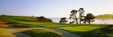 Pebble Beach Golf Course  Pebble Beach  Monterey County  California  USA
