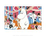 The Moomins Comic Cover 6