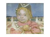 Noelle at Fiesole  1898